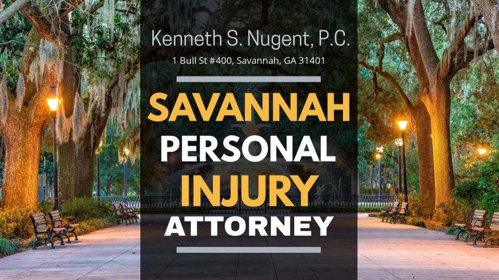 Savannah Personal Injury Lawyer